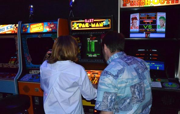 High Scores Arcade in Alameda