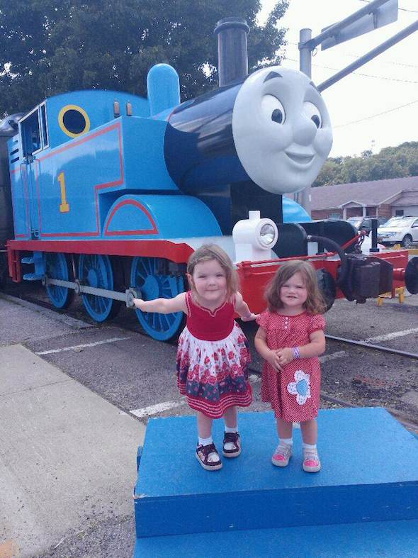 A Day Out with Thomas is coming to Felton, CA