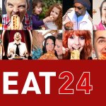 Dinner on the table: Eat24 restaurant food delivery