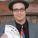 Magician Mike Della Penna