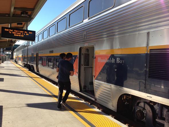 Sacramento's Railroad Museum