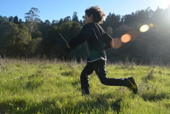 Take kids all the way outside in the Bay Area