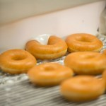 A kid-sized adventure to Krispy Kreme Doughnuts