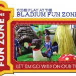 Alameda's Bladium Fun Zone: Drop-in hours for kids