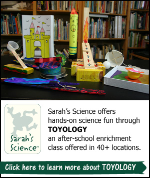 Toyology after school with Sarah's Science