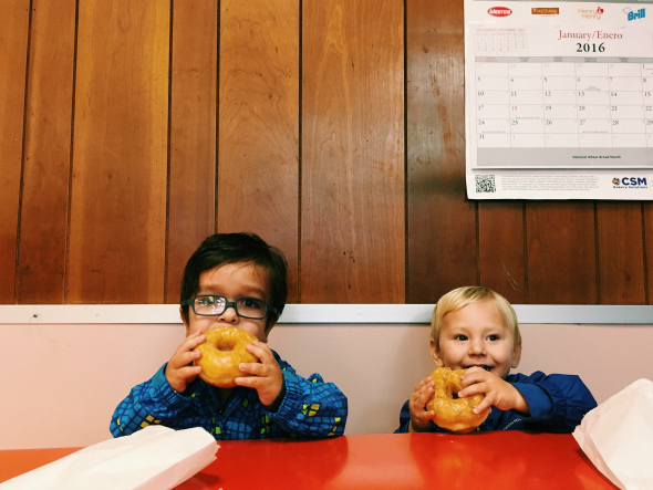 Favorite East Bay donuts: Donut Time