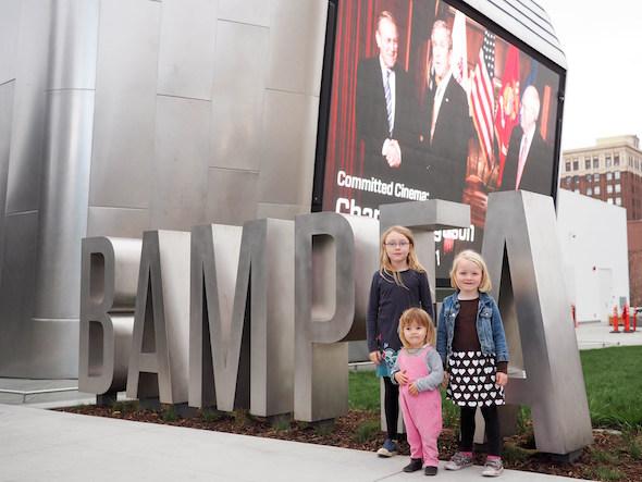Berkeley Art Museum BAMPFA for families