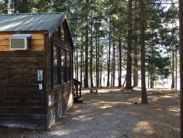 Lake Siskiyou Cabin