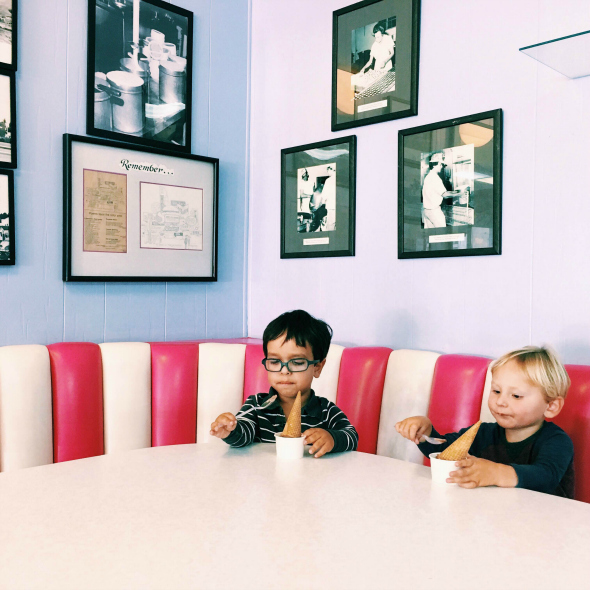 Orinda Loard's Ice Cream
