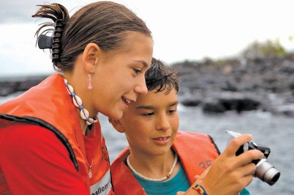 Plan ahead family adventure: Galapagos