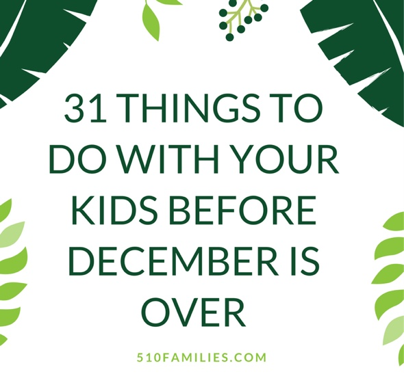 december things to do