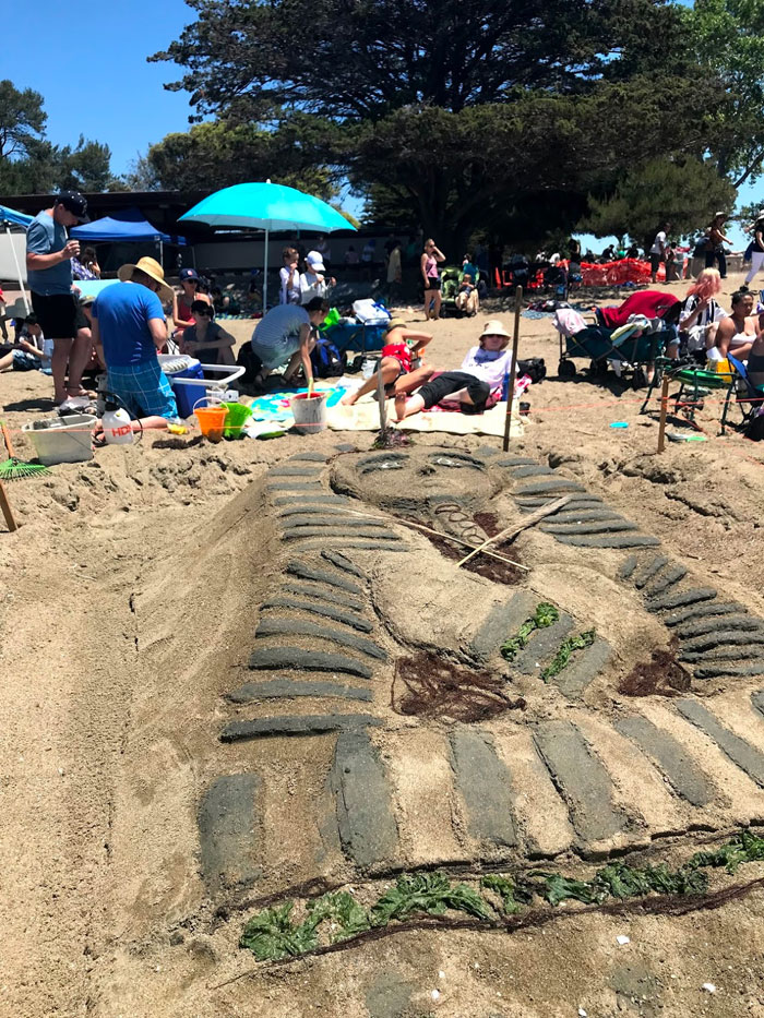 sandcastle alameda