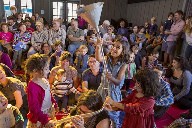 crowden community music day