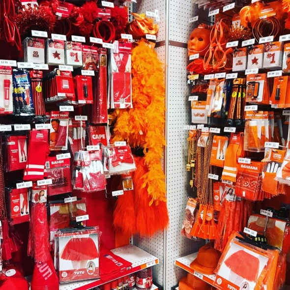 party city costumes