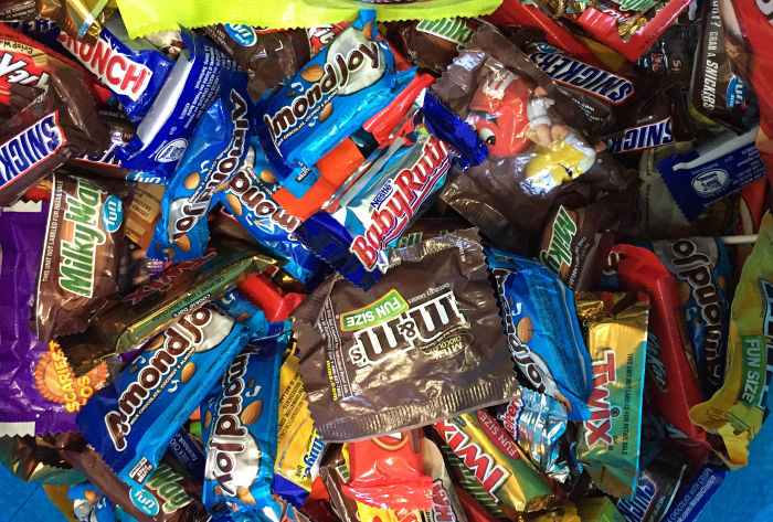 Halloween candy buybacks in the East Bay