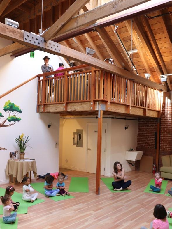 yama kids yoga elmwood