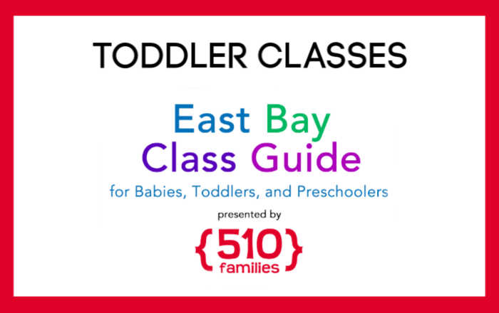 toddler classes in oakland