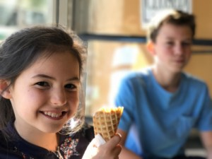 Have some ice cream at iScream in Berkeley and 98 things to do this summer