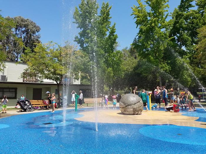 Castro Valley Splash Park