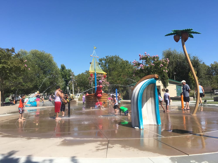 Concord Splash Park