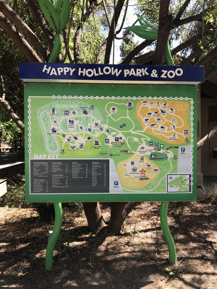 happy hollow map