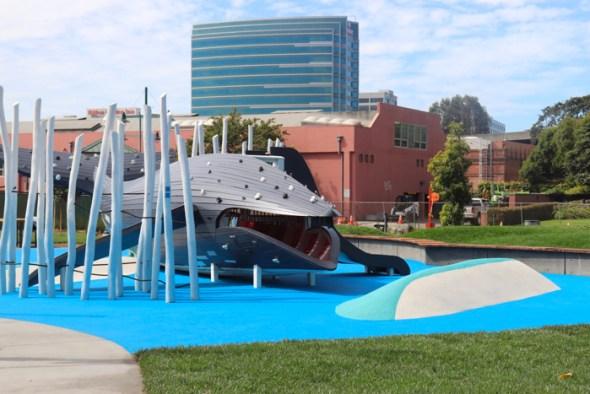 whale christie playground
