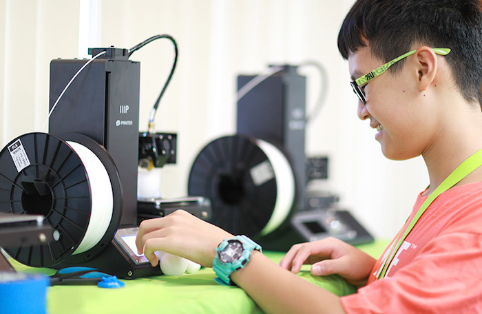 3d print classes with id tech