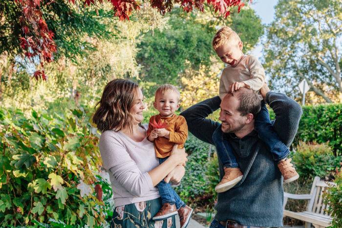 Piedmont Park family