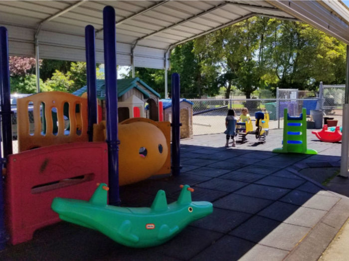 Cameron School Toddler park