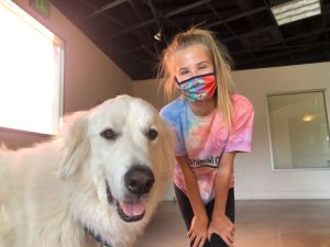 Jameson welcomes all SPCA campers