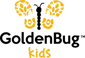 GoldenBugKids logo