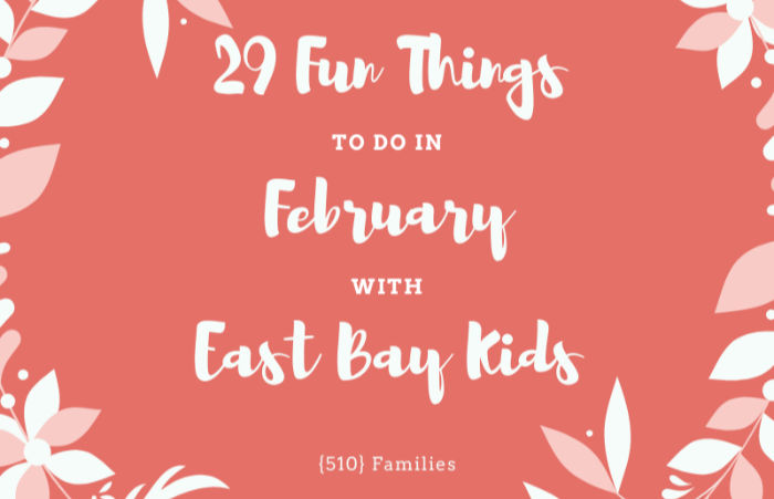 fun things to do with kids in feb