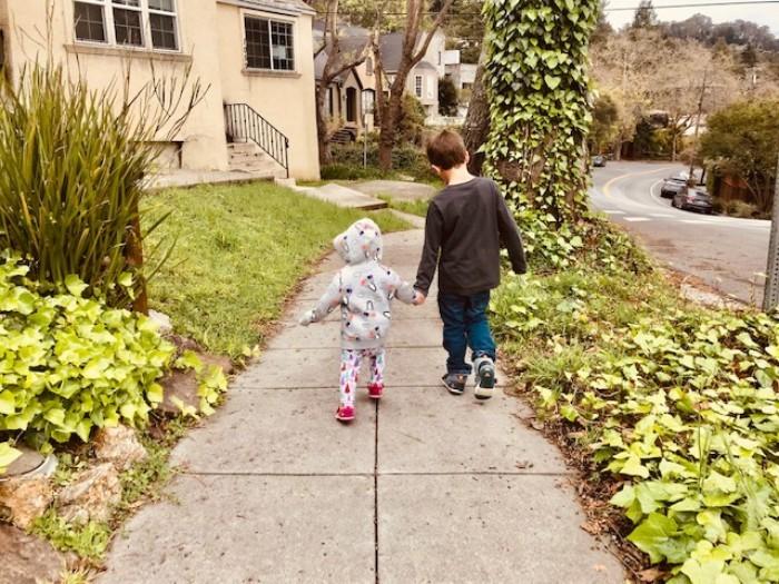 Kids-Walking-Holding-Hands