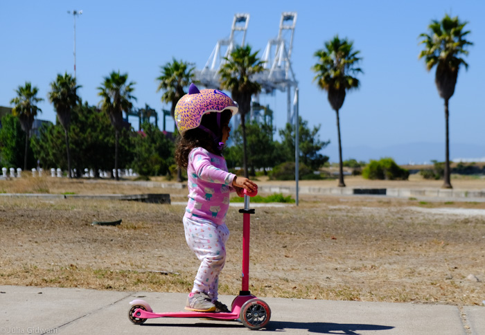East Bay Scootering 4163