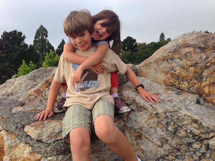 Rock Parks of Berkeley