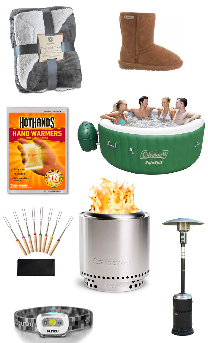 family gift ideas for outdoor winter
