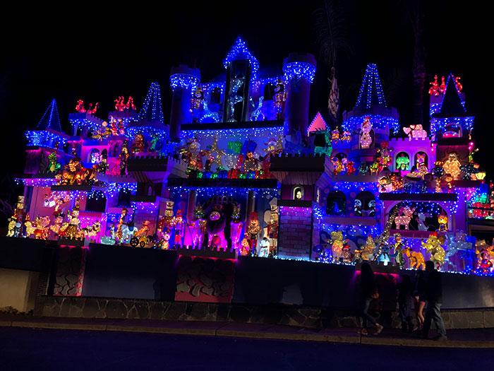 Concord Christmas House