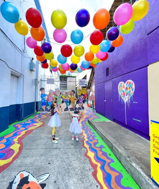 Umbrella Alley 6413