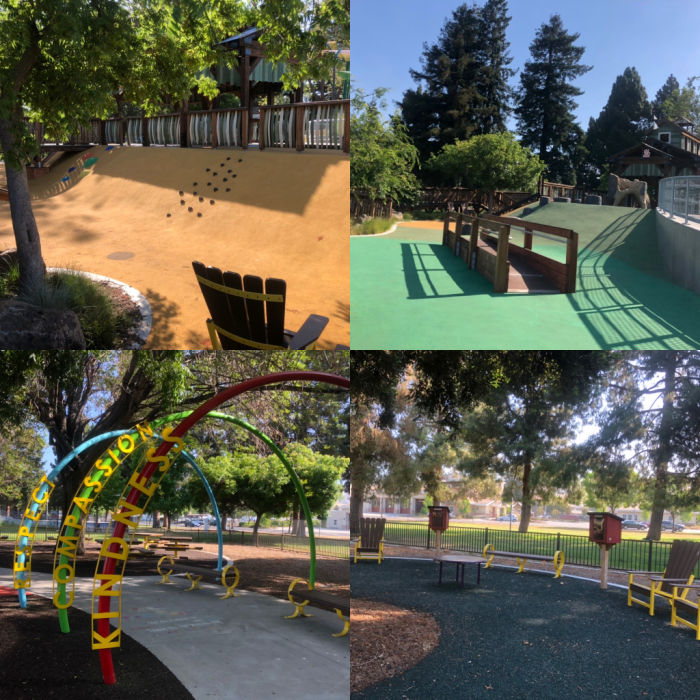 playground features
