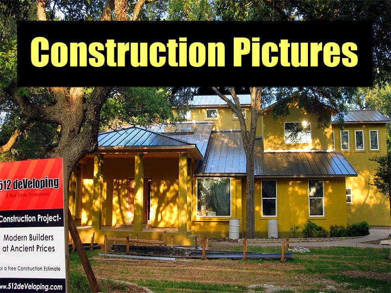 Austin TX Construction Company Modern Custom Builder New