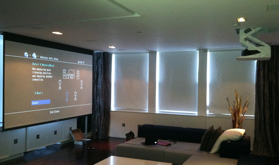 Projector Home Theater  InCeiling Speaker