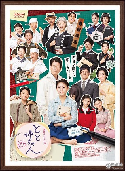 晨間劇《當家姐姐》連續7周收視超20% @ 日劇推薦-非零分享 :: 痞客邦