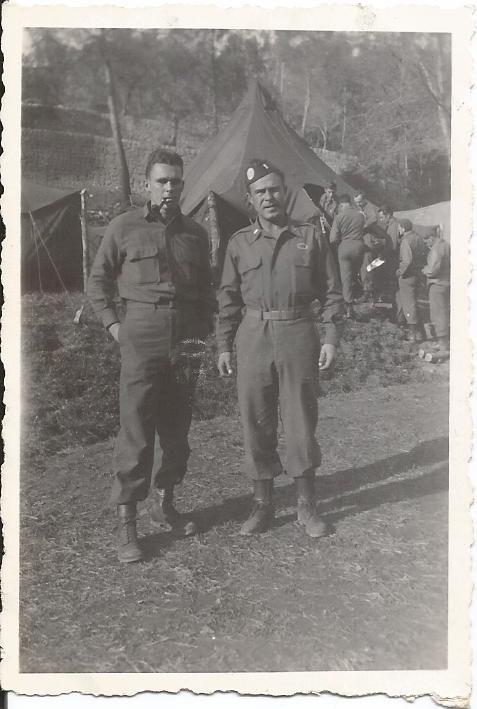 Earl Boone F Company 517th PRCT