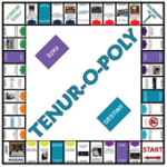 Tenuropoly Custom Monopoly Personalized Family Gift