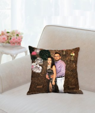 Front 14x14 Pillow