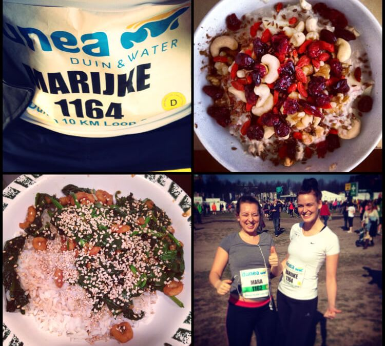 Food For Running