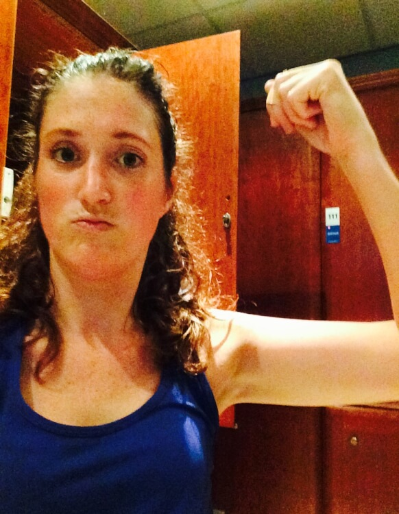 Mankracht en spieren
