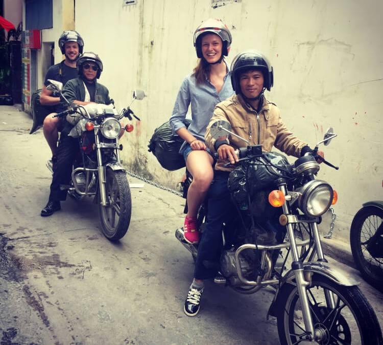 Easy Rider Tour: Op De Motor Door Vietnam