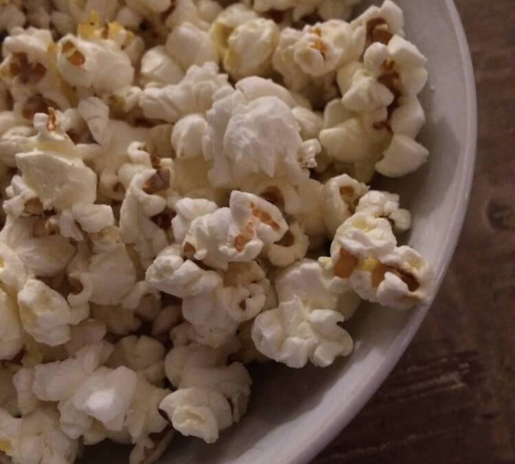 Popcorn: The Healthy Snack!