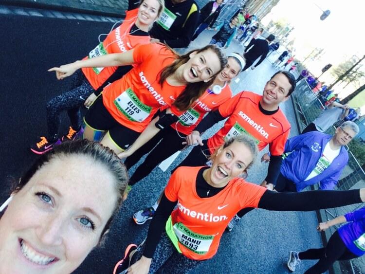 12 Medailles In 12 Maanden | Kwart Marathon Rotterdam